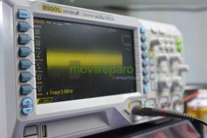 Osciloscopio profesional