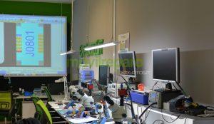 Aula profesional cursos técnico móviles