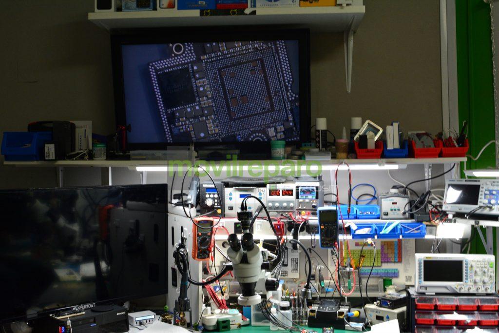 Profesionales reparación móviles